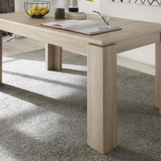 Jídelní stůl Universal 160x90 cm, dub sonoma
