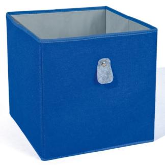 Úložný box Widdy, modrý