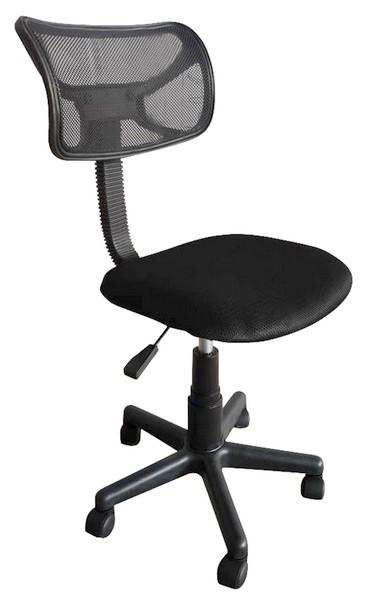 Dětská židle Rafito, černá