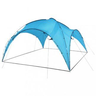 Party stan obloukový 450x450x265 cm Dekorhome Modrá