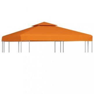 Nepromokavá náhradní střecha na altán 3x3m Dekorhome Cihlová