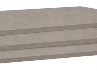 Set polic do skříně 88 cm (3 ks) Typ A0033.9674