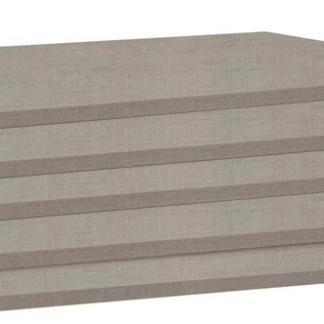 Set polic do skříně 88 cm (5 ks) Typ A0033.9675