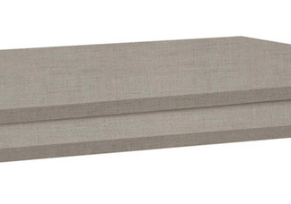 Set polic do skříně 88 cm (2 ks) Typ A0033-9F21