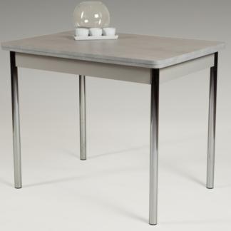 Jídelní stůl Hamburg I 110x70 cm, šedý beton