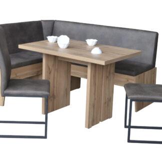 Sconto Rohová jídelní lavice MERKUR