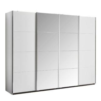 Möbelix Skříň S Posuvnými Dveřmi Bensheim 316x211cm