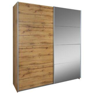 Möbelix Skříň S Posuvnými Dveřmi Feldkirch 4 136x210cm
