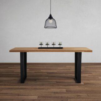 Möbelix Stůl Z Masivu Kayla 180x90 Cm