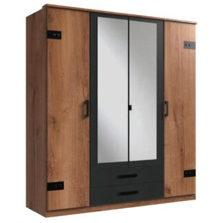 Möbelix Skříň S Otočnými Dveřmi Cork