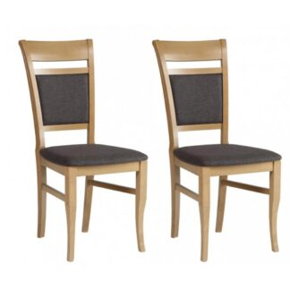 Möbelix Sada Židlí Nepal