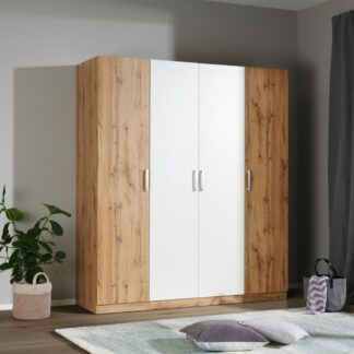Möbelix Šatní Skříň Unit 4 Dveře