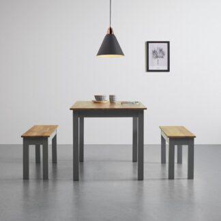 Möbelix Stůl Z Masivu 130x80 Cm 'maxi'