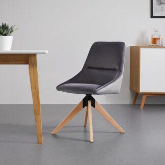 Möbelix Jídelní Židle Shirin Šědá