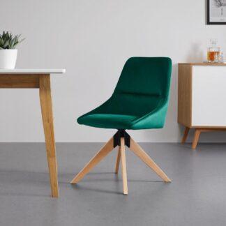 Möbelix Jídelní Židle Shirin Zelená