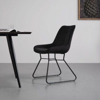 Möbelix Jídelní Židle Marina Černá