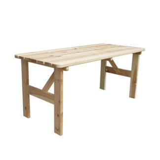 VIKING stůl - 150cm 180cm 200cm ROJAPLAST 200x70 cm