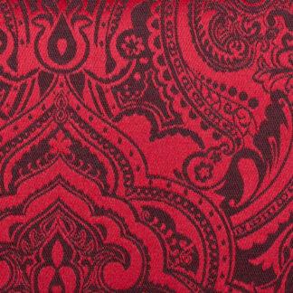 XXXLutz Křeslo Textil Červená Černá Carryhome