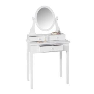 XXXLutz Toaletní Stolek Borovice Bílá Ambia Home