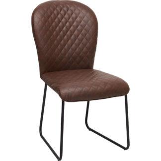 XXXLutz Židle Hnědá Černá Ambia Home