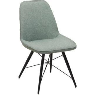 XXXLutz Židle Zelená Černá Carryhome
