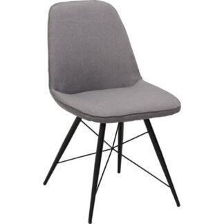 XXXLutz Židle Šedá Černá Carryhome