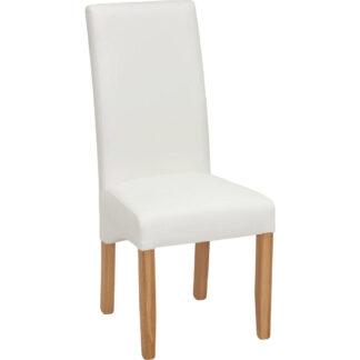 XXXLutz Židle Bílá Barvy Dubu Carryhome