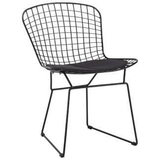 XXXLutz Židle Černá