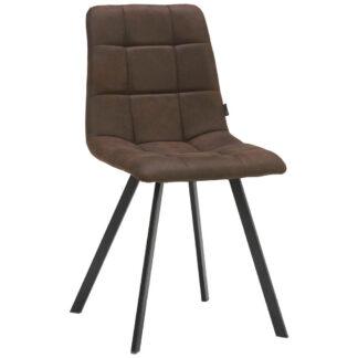 XXXLutz Židle Hnědá Černá Carryhome