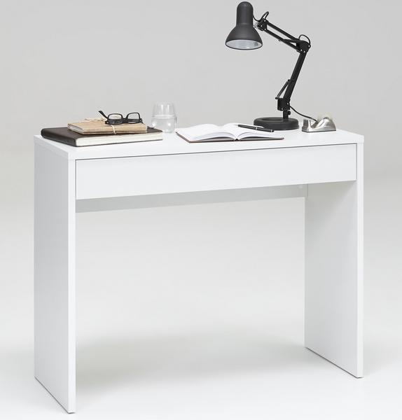 Asko Psací/kosmetický stůl Checker, bílý