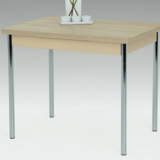 Asko Jídelní stůl Hamburg I 110x70 cm, dub sonoma