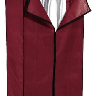 Asko Látková skříň Revow 8052, vínová