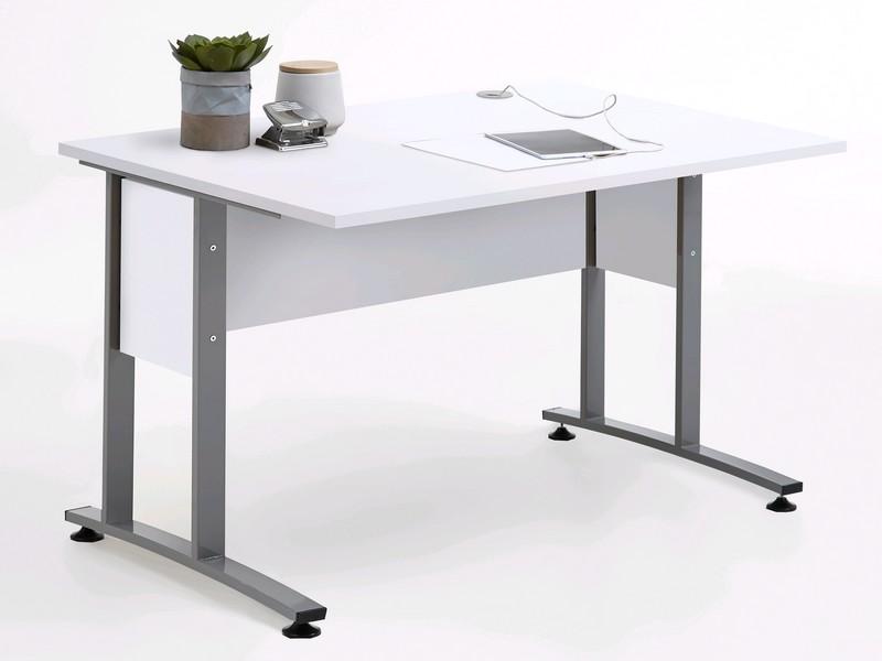 Asko Psací stůl Calvia 1, bílá