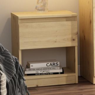 Asko Skříňka/noční stolek Carlos 401S, dub artisan