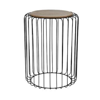 Sconto Přístavný stolek RIESA