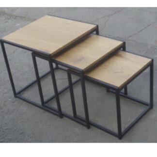 Sconto Přístavné stolky GIRONA