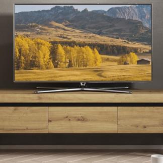 Asko Široká TV skříňka Nordi, dub artisan, 160 cm