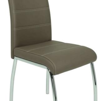 Asko Jídelní židle Susi, latté ekokůže