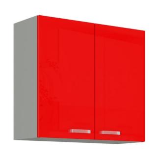 Asko Horní kuchyňská skříňka Rose 80G-72, 80 cm