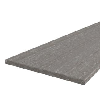 Asko Kuchyňská pracovní deska APL 260 cm, tmavě šedý travertin