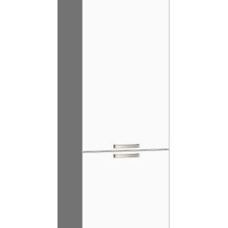Asko Vysoká kuchyňská skříň One PO60D, bílý lesk, šířka 60 cm